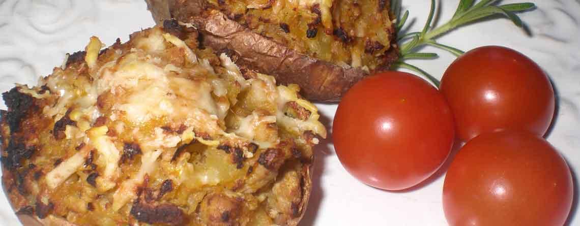 Farserede kartofler