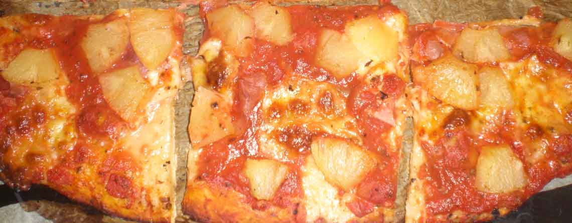 Nataschas pizza