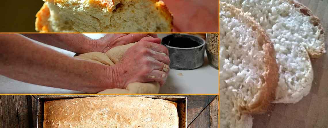 Verdens bedste brød med blomkålsris