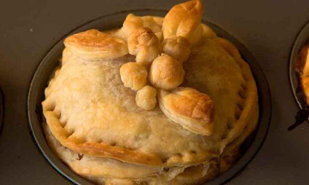 Tærter, gratiner og pier