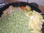 Klargør grøntsagerne.