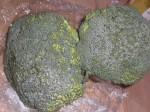 Klargør broccolien.