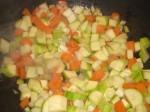 Svits grøntsagerne.