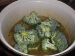 Tilsæt 400 g broccoli.