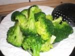 Blancher broccolien.