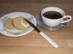 Servér evt. til en kop kaffe.
