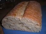 Servér med brød.