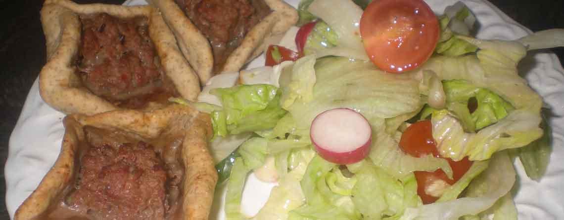 Sfeeha – libanesiske brødbøffer