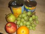 Gør frugterne klar.