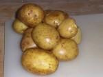 Tag 1 kg kartofler.