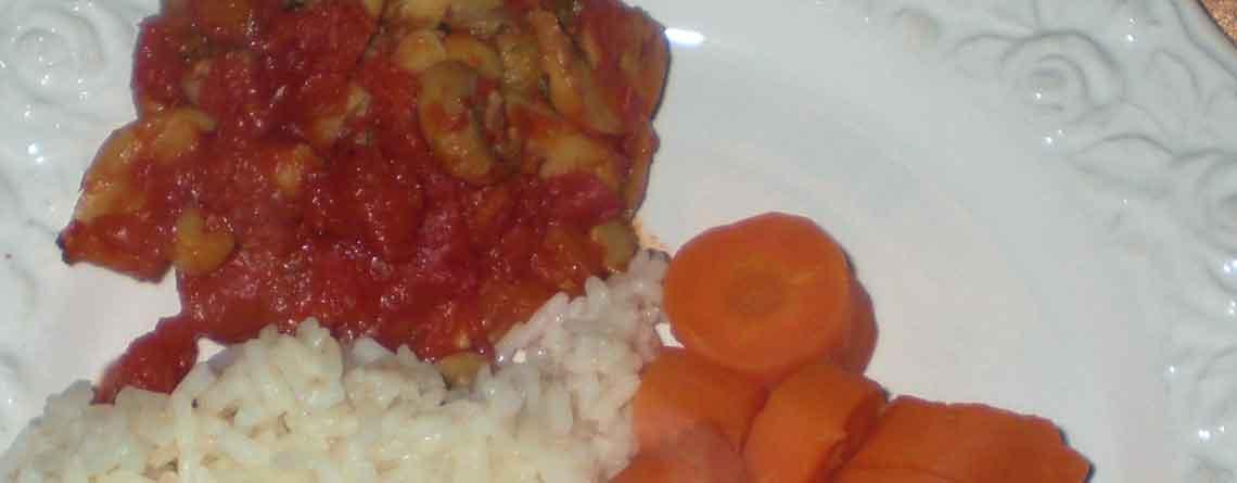 Koteletter i tomat