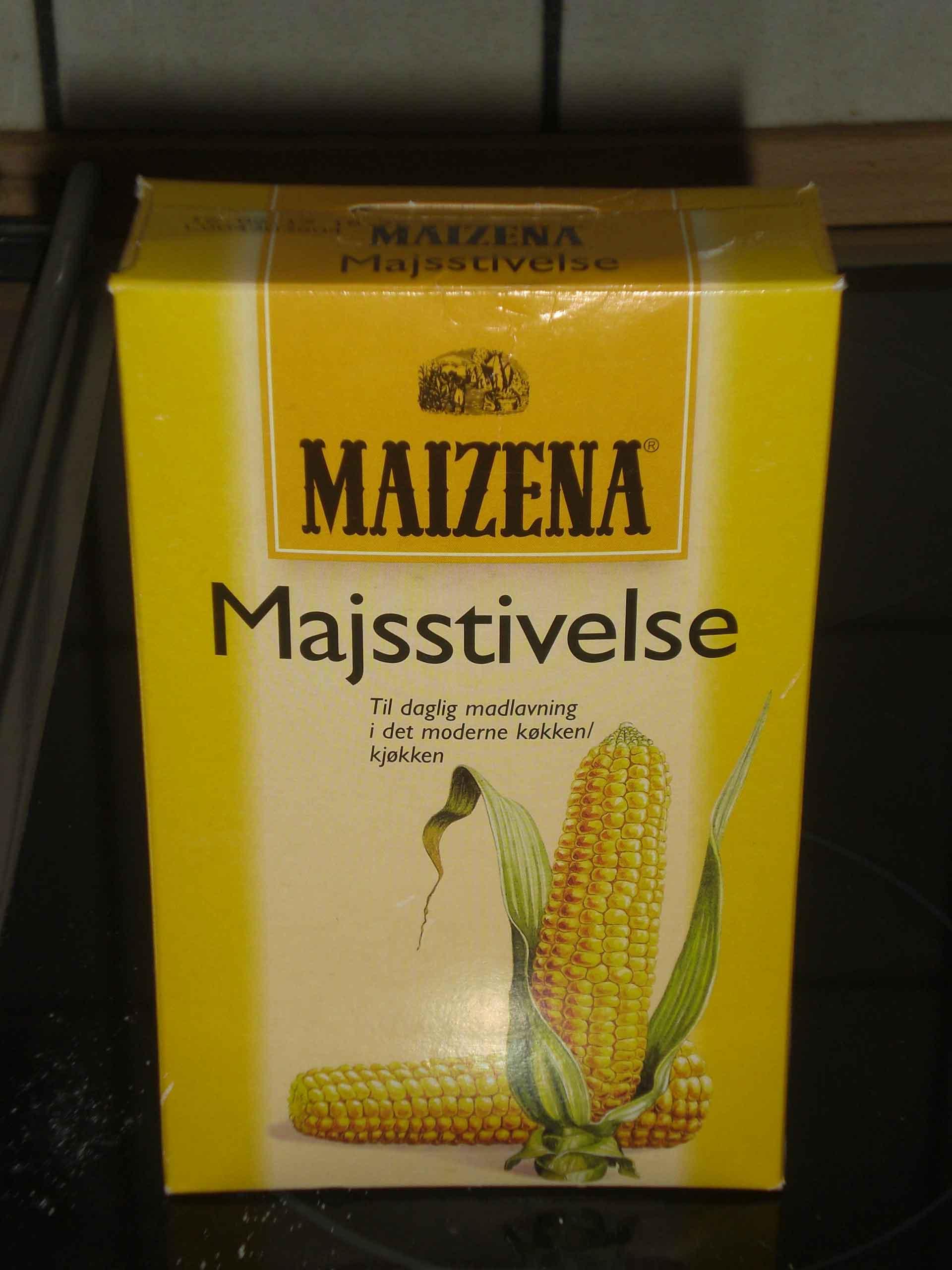 Tilsæt majsstivelse.