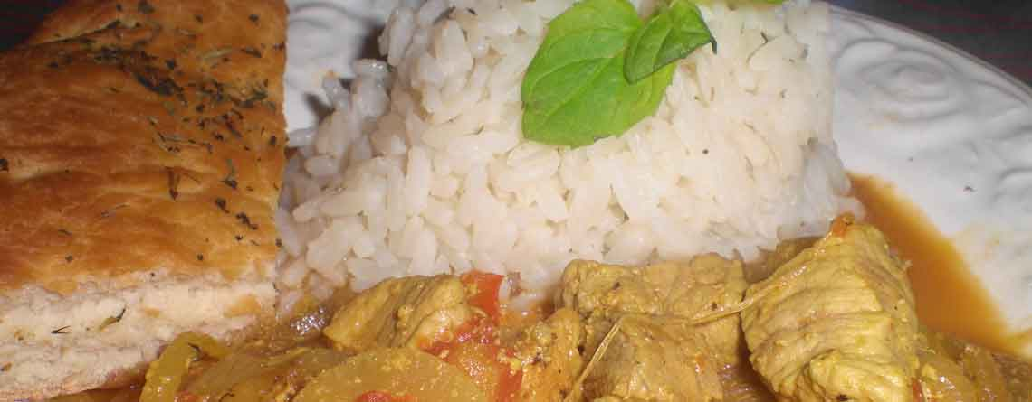 Pork Korma