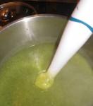 Blend suppen.
