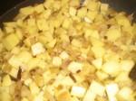 Svits kartoflerne.