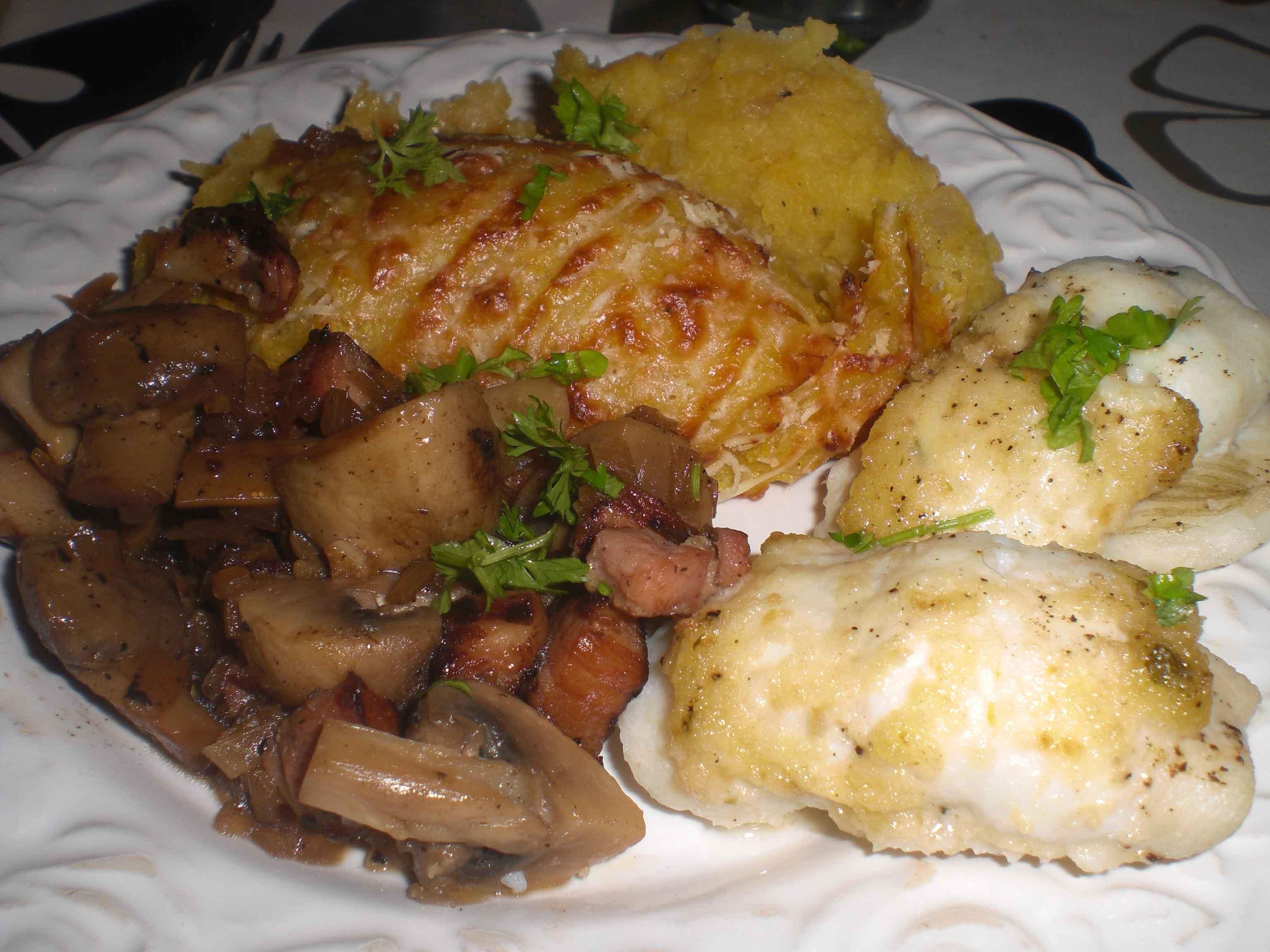 Bagt Kartoffelmos Med Æg bagt kartoffelmos – lækkert tilbehør til eksempelvis mørbradgryde