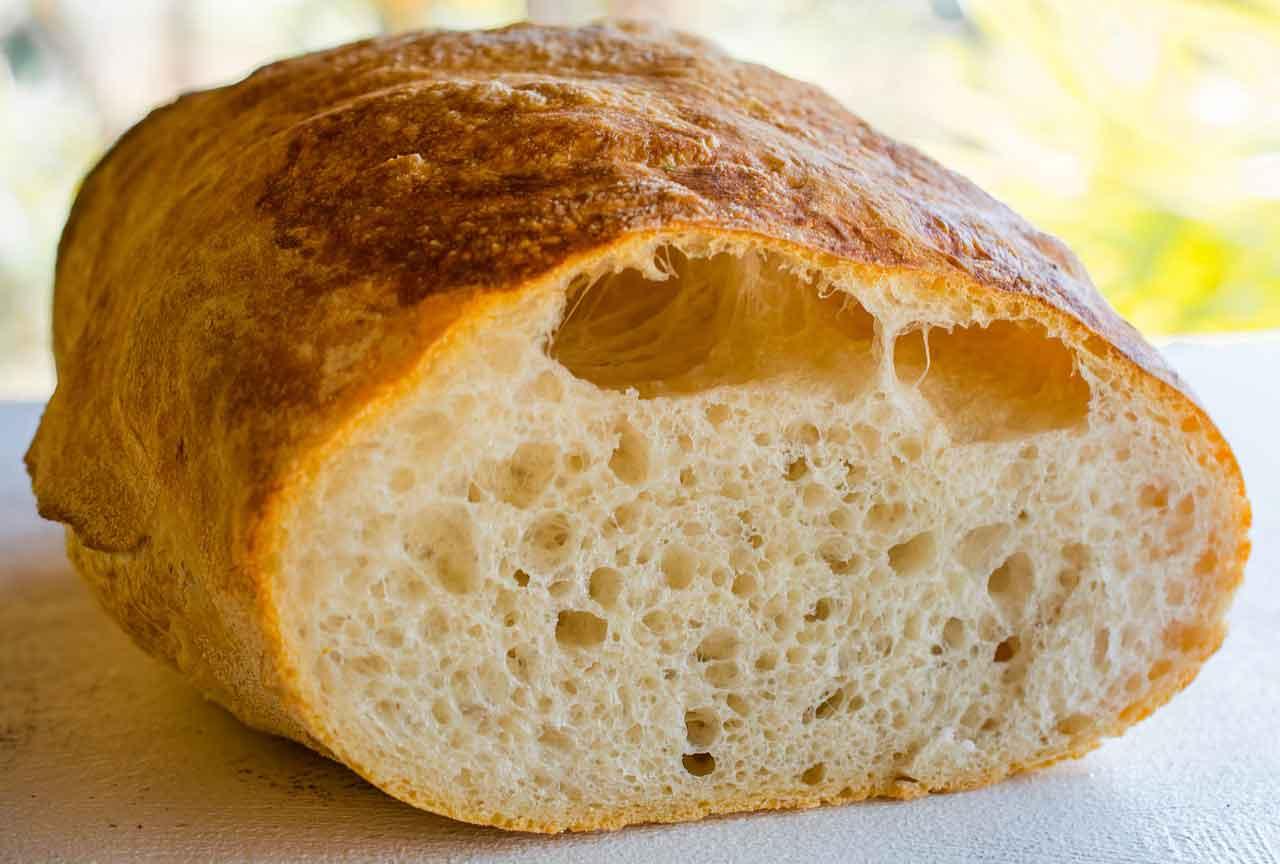 Brød til rasp