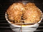 Sæt kyllingen i ovnen.