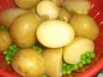 ...kartofler og ærter.
