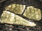 Grill fisken på grill eller i ovn.