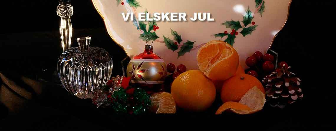 Jul – Vi elsker jul