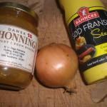 Find ingredienserne frem til den lækre sauce.