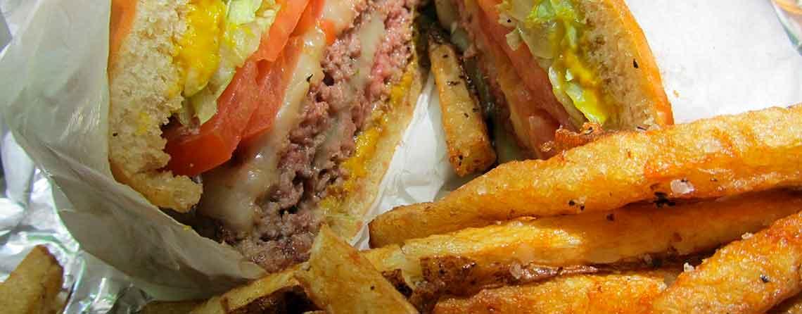 Sunde alternativer til fastfood