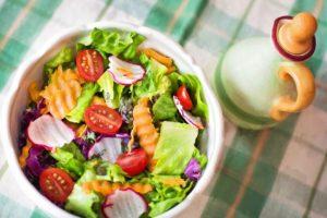 Frem med salatskålen og væk med slikskålen