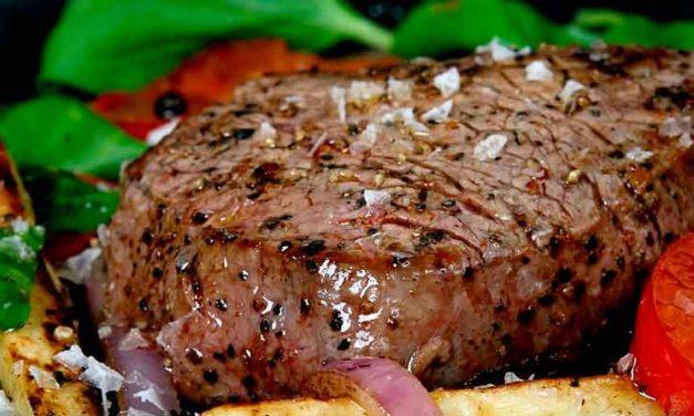 Okse- og kalvekød