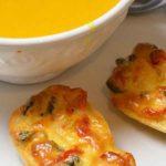 Crostini til suppen