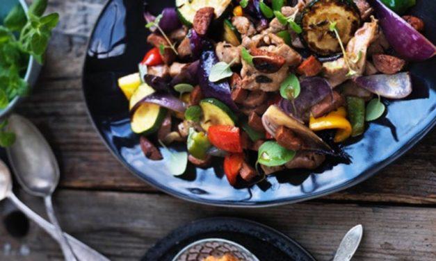 Mere overskud i hverdagen med hurtig, men sund madlavning