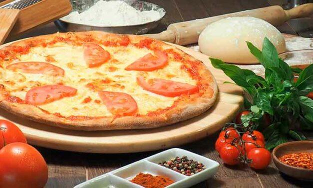 Pizzadej – den perfekte pizzabund