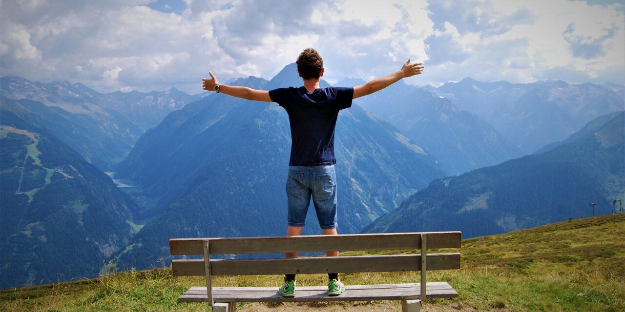 3 tips til at leve sundt med dig selv i fokus